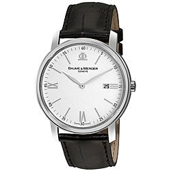 Baume & Mercier Classima Stainless Steel Watch