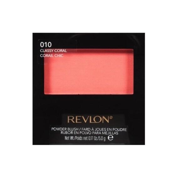 Revlon Powder Blush 010 Classy Coral 26496468