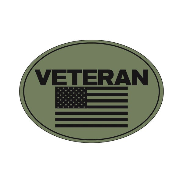 Veteran Flag Magnet For Car or Home 26502113
