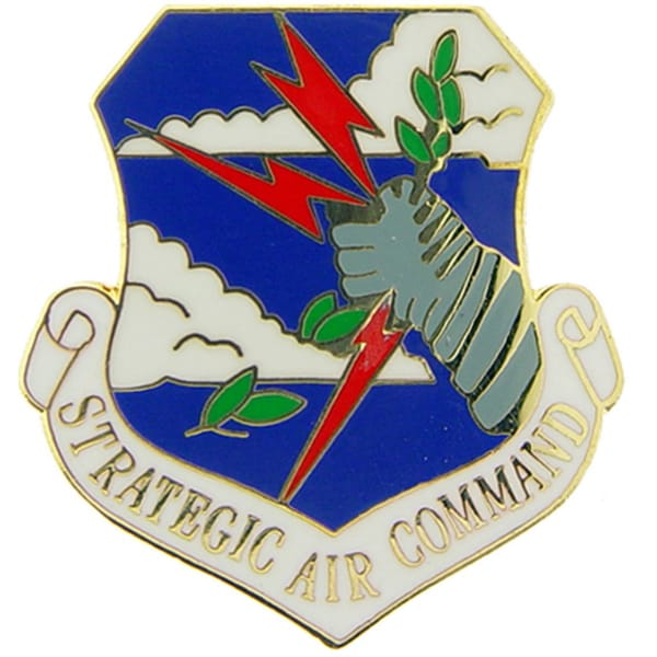 US Air Force Strategic Air Command Pin 26502116