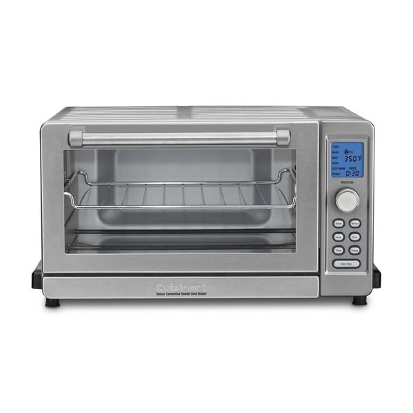 Cuisinart Deluxe Convection Toaster Oven with Broiler (Refurbished), Stainless 26502704