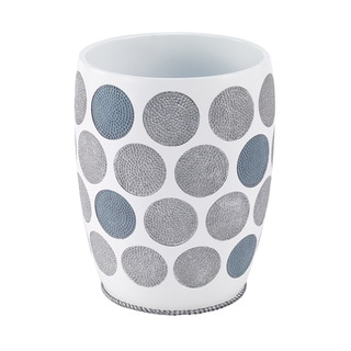 Dotted Circles Wastebasket