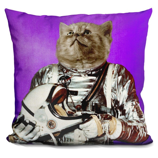 Reach for the stars Throw Pillow 26612589