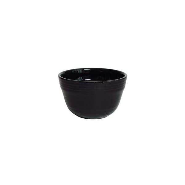Tuxton Home Concentrix Bouillon Cup 7  oz Black - Set of 4 26613123