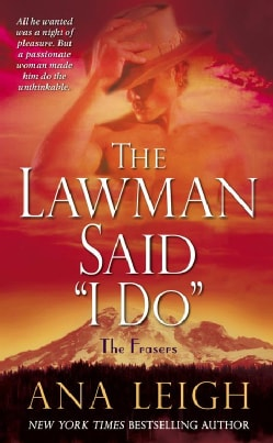 The Lawman Said I Do (Paperback)