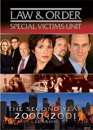 Law & Order: Special Victims Unit Season 2 (DVD)