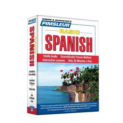 Pimsleur Basic Latin American Spanish (CD-Audio)