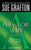 A Is for Alibi (Paperback)
