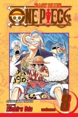 One Piece 8: I Won't Die (Paperback)