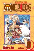 One Piece 8: I Won't Die (Paperback)