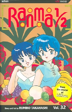 Ranma 1/2 32: Battle of the Boobies?! (Paperback)