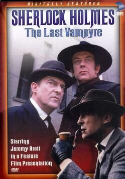 Sherlock Holmes: The Last Vampyre (DVD)