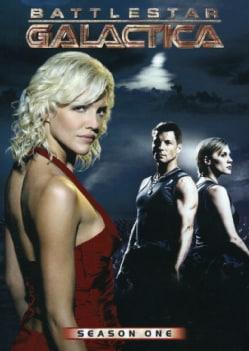 Battlestar Galactica: Season 1.0 (DVD)