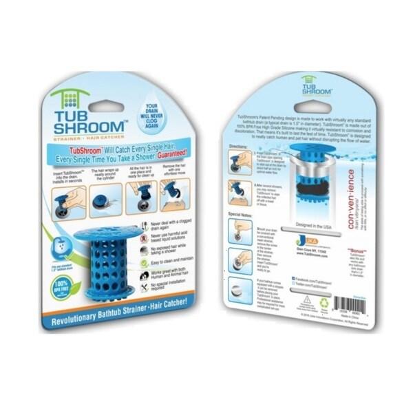 819358009005 Upc Tub Shroom The Revolutionary Tub Drain