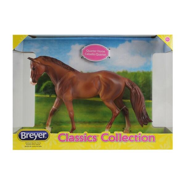 Breyer Classics Chestnut Quarter Horse 26704503
