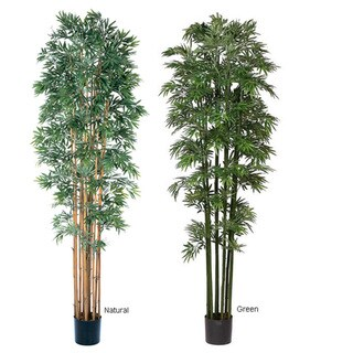 Silk Bamboo Japanica 6-foot Tree