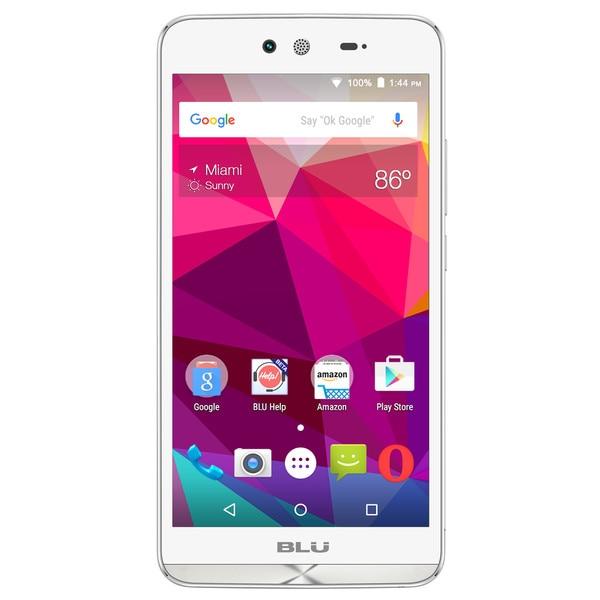 BLU Dash X D010U Unlocked GSM Quad-Core Android Phone w/ 8MP Camera - White (Certified Refurbished) 26723187