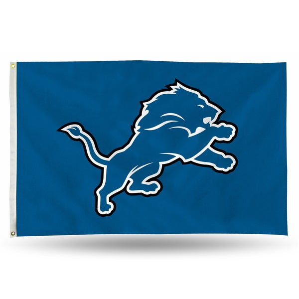 Detroit Lions NFL 5 Foot Banner Flag 26735212