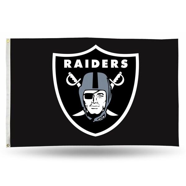 Oakland Raiders NFL 5 Foot Banner Flag 26735221