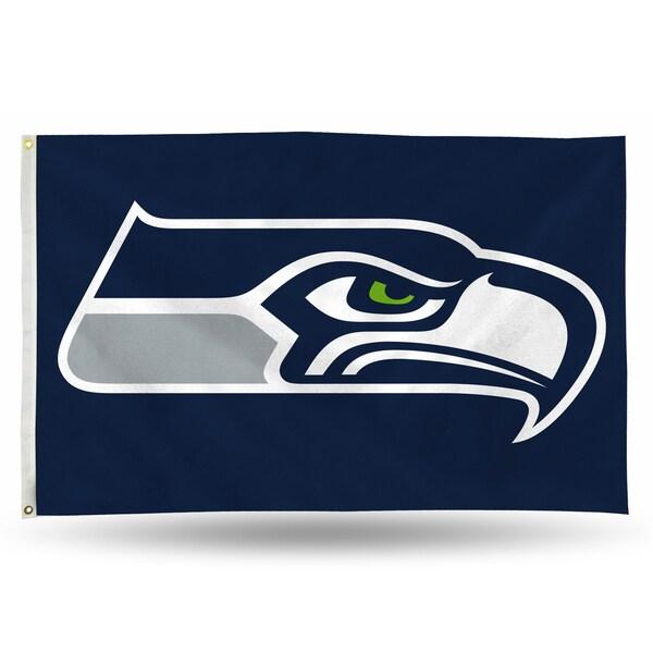 Seattle Seahawks NFL 5 Foot Banner Flag 26735230