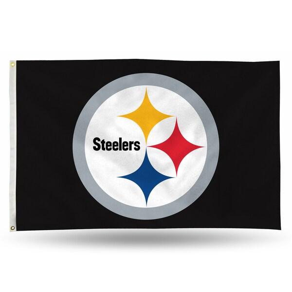 Pittsburgh Steelers NFL 5 Foot Banner Flag 26735232