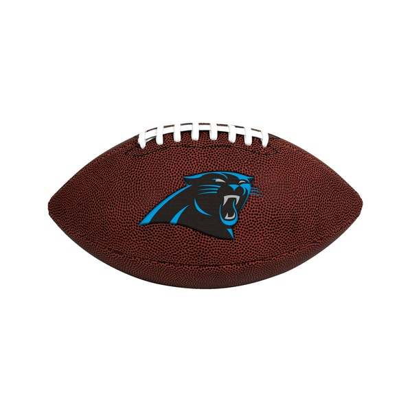 Carolina Panthers NFL Official Size Game Time Football 26735269