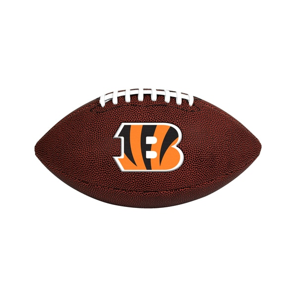 Cincinnati Bengals NFL Official Size Game Time Football 26735280