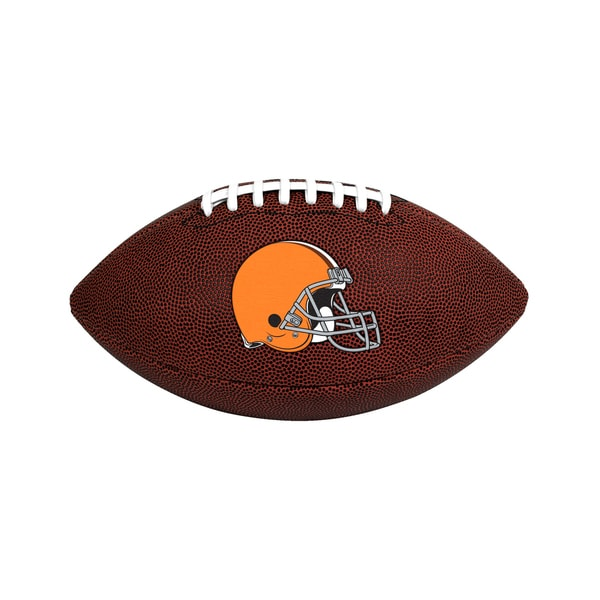Cleveland Browns NFL Official Size Game Time Football 26735281