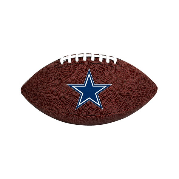 Dallas Cowboys NFL Official Size Game Time Football 26735282