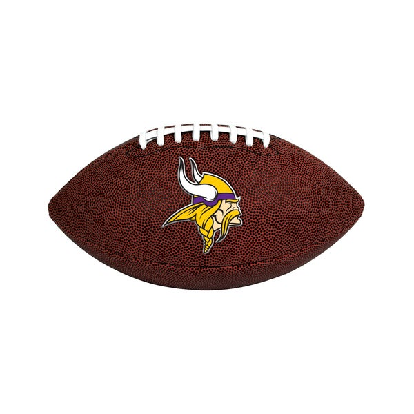 Minnesota Vikings NFL Official Size Game Time Football 26735311