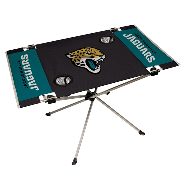 Jacksonville Jaguars NFL End Zone Tailgate Table 26735422