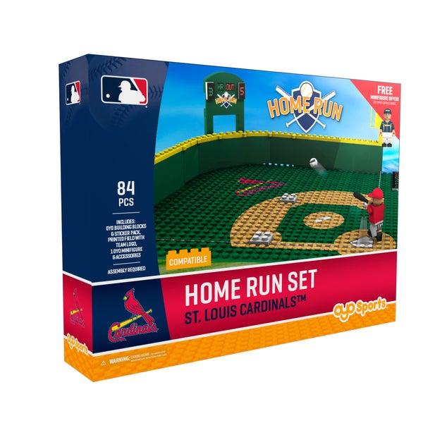 St Louis Cardinals MLB Home Run Derby Building Set 26735929