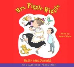 Mrs. Piggle-wiggle (CD-Audio)