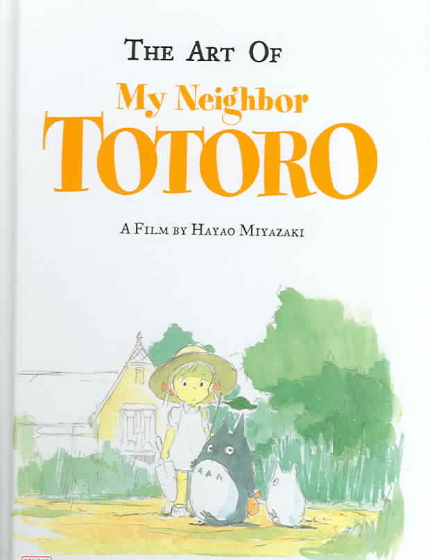 The Art of My Neighbor Totoro (Hardcover)