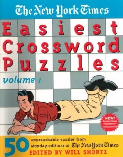 The New York Times Easiest Crossword Puzzles (Spiral bound)