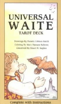 Universal Waite Tarot Deck (Cards)