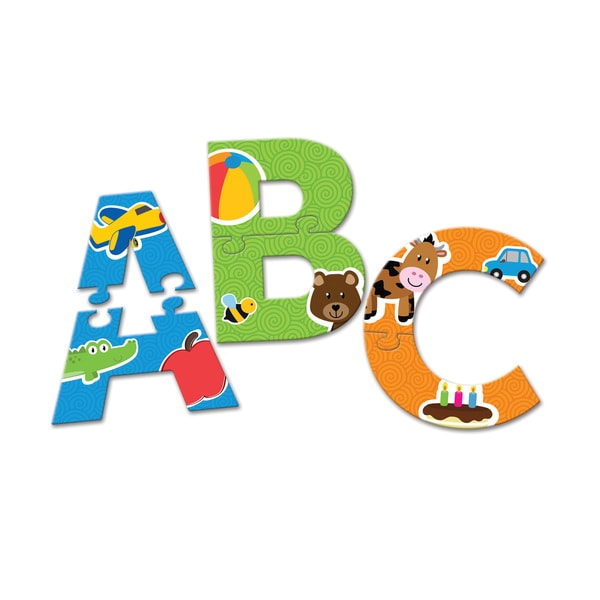 Learning Resources Alphabet Puzzle Cards 26777426