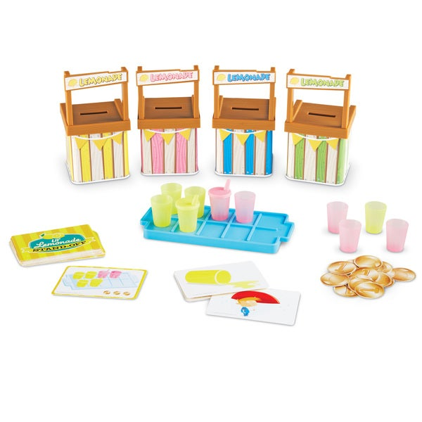 Learning Resources Lil' Lemonade Stand-Off A Memory Matching Game 26777576