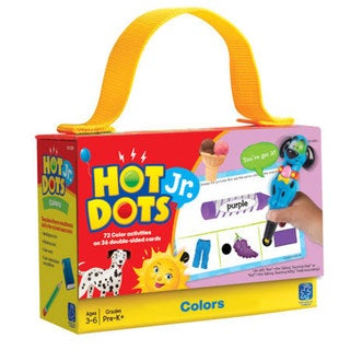 Educational Insights Hot Dots Jr. Card Set - Colors 26778028