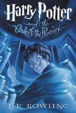 Harry Potter and the Order of the Phoenix (Hardcover)