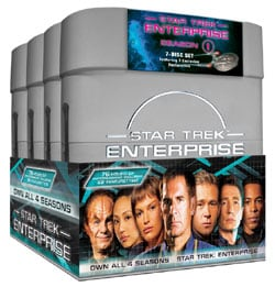 Star Trek: Enterprise The Complete Series (DVD)