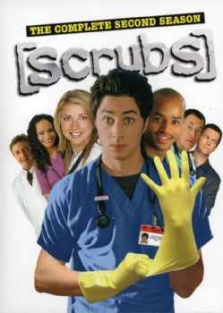 Scrubs: Season 2 (DVD)