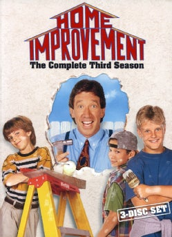 Home Improvement: Season 3 (DVD)