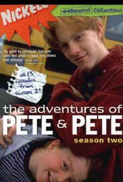 The Adventures of Pete & Pete: Season 2 (DVD)