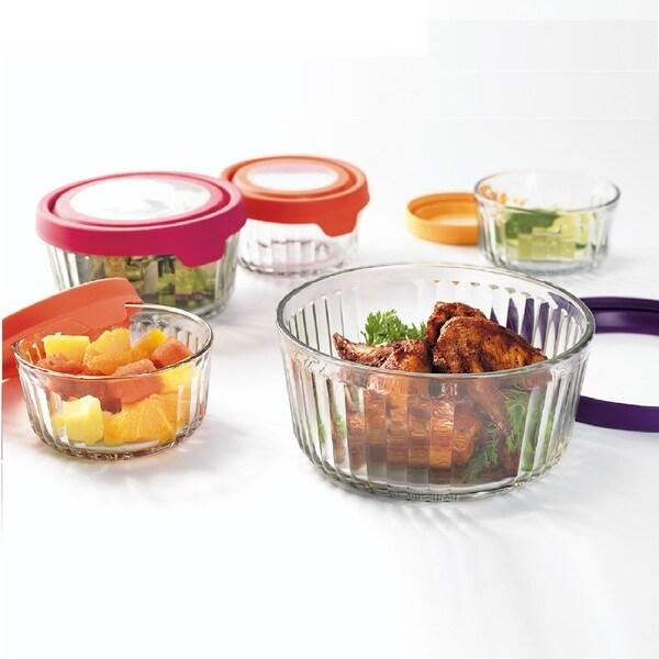Anchor Hocking TrueSeal Food Storage Set, 10 Pc. 26809267