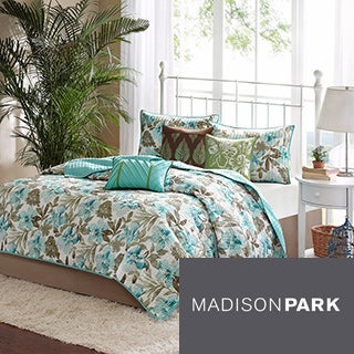 Madison Park Barbados 6-piece Coverlet Set
