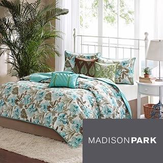 Madison Park Barbados 6-piece Coverlet Set