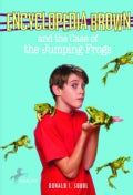 Encyclopedia Brown And the Case of the Jumping Frogs (Paperback)