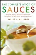 The Complete Book of Sauces (Paperback)