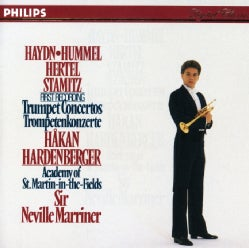 HARDENBERGER/MARRINER/ACADEMY OF ST MARTIN IN THE - HAYDN: TRUMPET CONCERTO/HUMMEL: TRUMPET CONCERTO